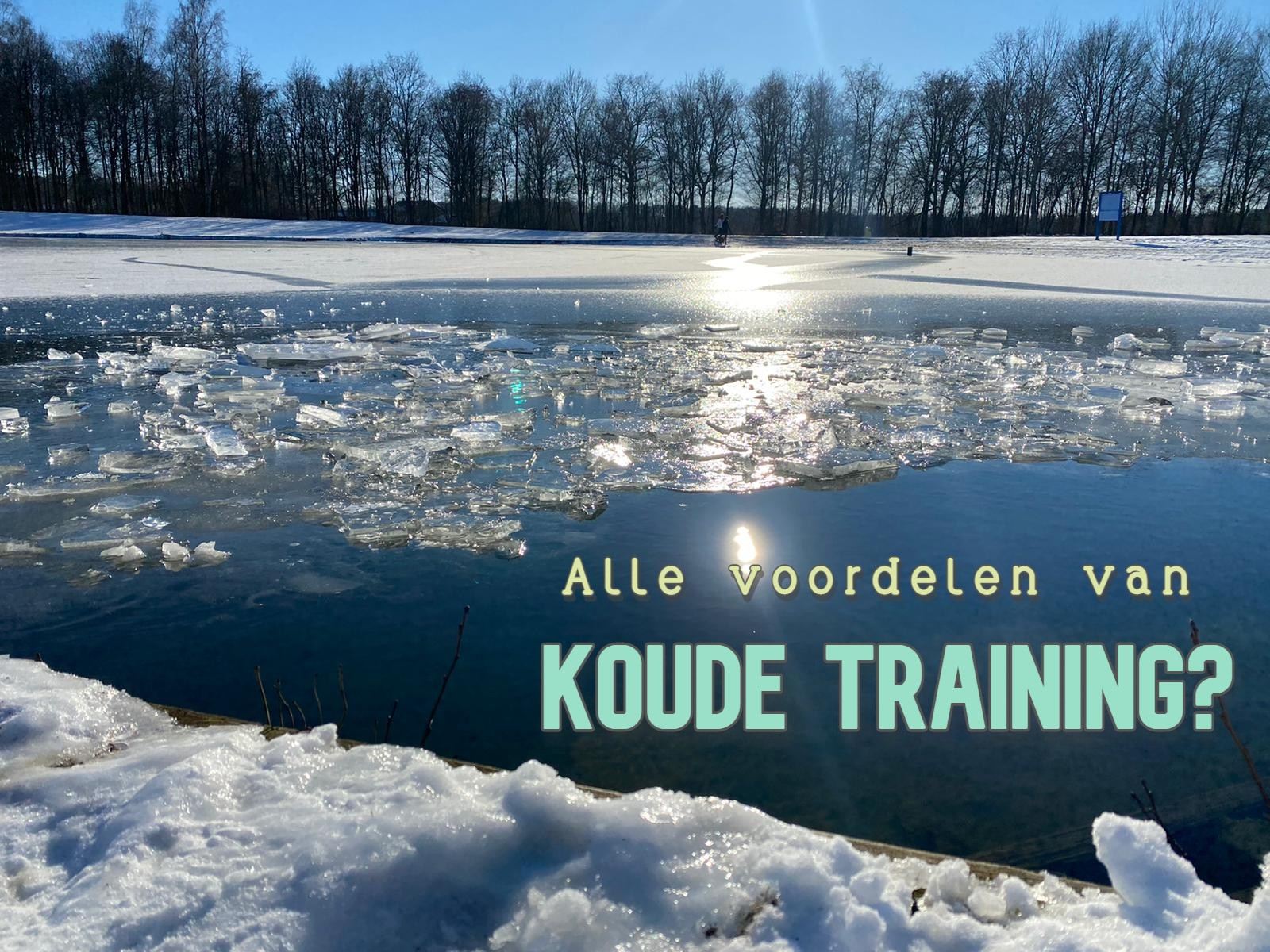 koude training personal training Enschede